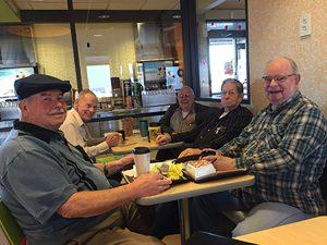 Breakfast Bunch @ McDonalds | Irving | Texas | United States