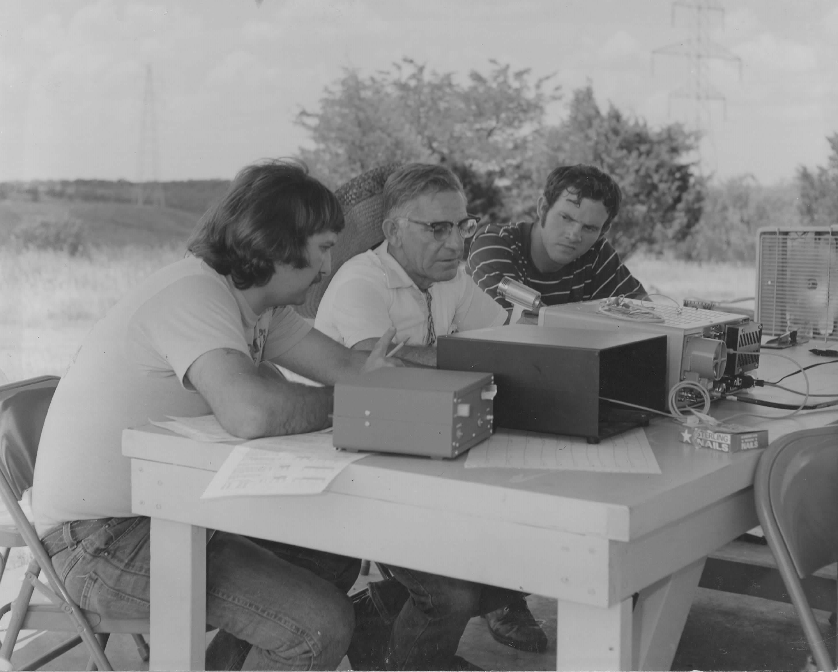 Field Day June 1976