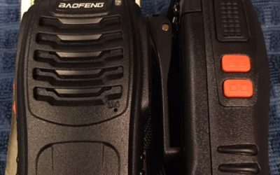 Short Review: Baofeng BF-888S | Irving Amateur Radio Club